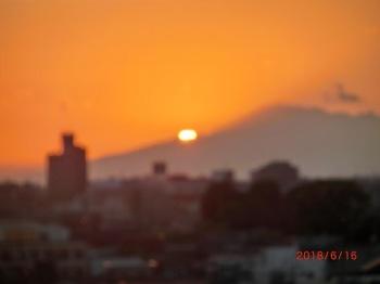 夏至の頃の日没.jpg